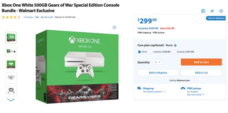 white-xbox-one-bundle-gears-of-war-walmart