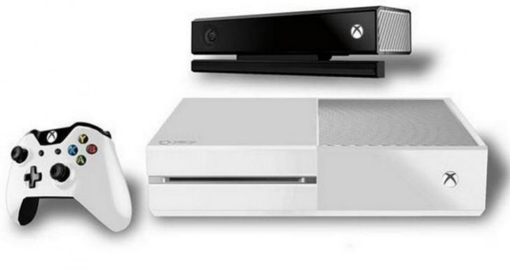 White Xbox One release date in US, UK revived