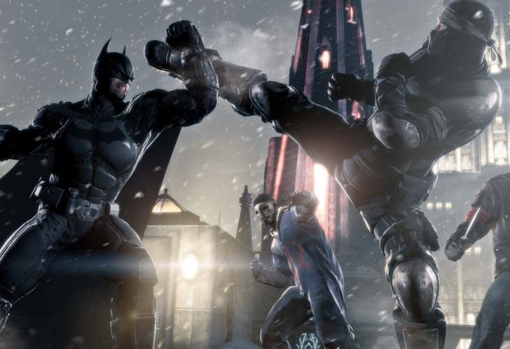 Arkham Origins DLC outrage on Wii U