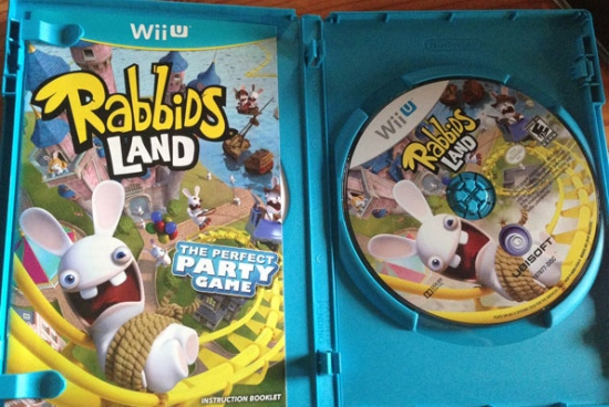 Wii U Game Disc With Digital Manuals Product Reviews Net