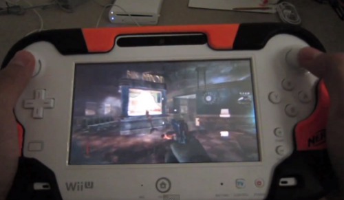 Wii U Black Ops 2 Zombies : Black ops zombies on a gamepad impresses product