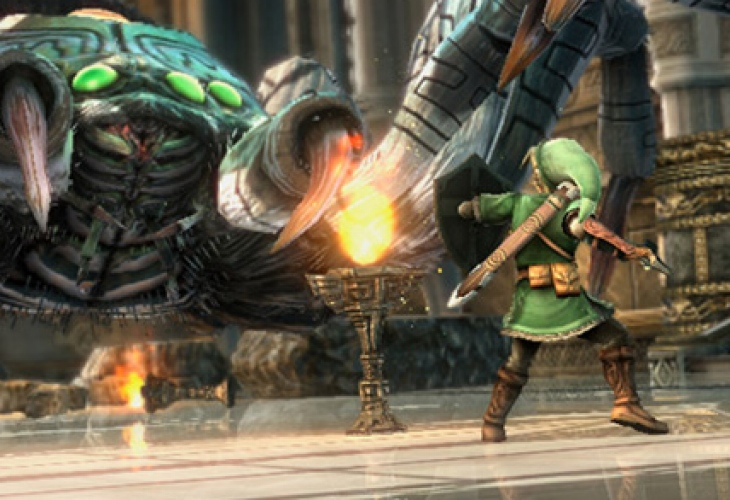Zelda Wii U vital at Nintendo's low-key E3 2013
