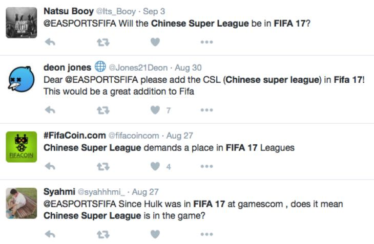 will-chinese-super-league-be-in-fifa-17