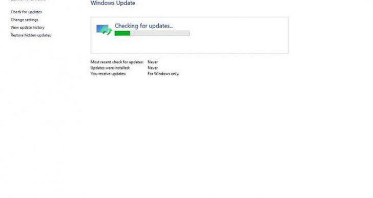 Windows 10 update getting stuck for some