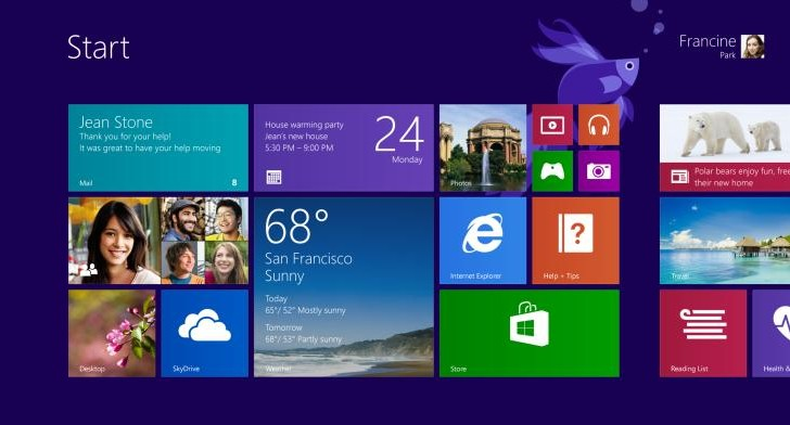 Windows 8.1 release date arrives in UK, USA