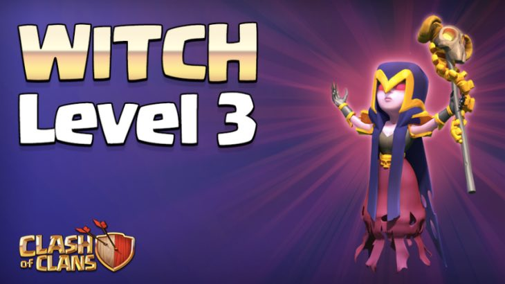 witch-level-3-clash-of-clans