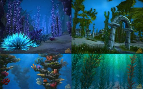 Wow World Of Warcraft  Cataclysm  Screens Of Sunken City