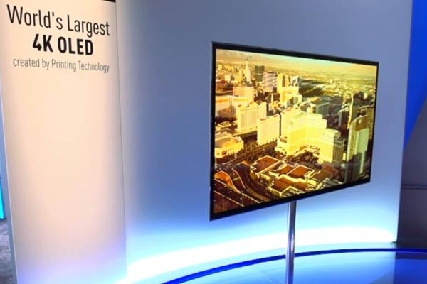 CES 2013: OLED and 4K TV actuality