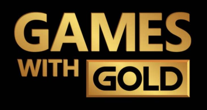 Games with Gold live on Xbox One for December