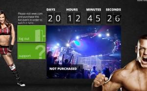 Wrestlemania 29 stream available on Xbox 360