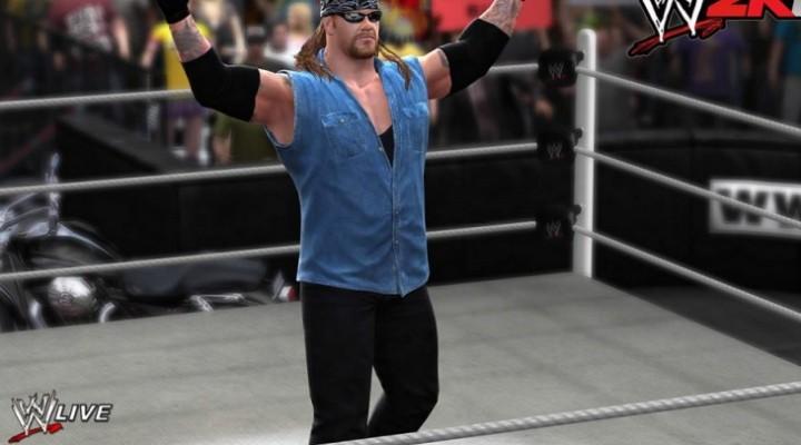 WWE 2K14 American Badass gameplay desired