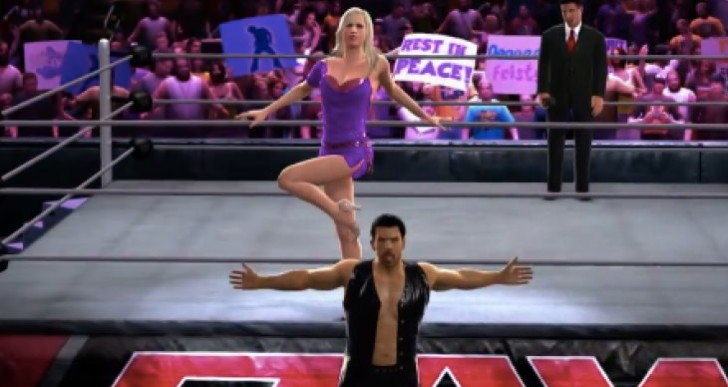 WWE 2K14 DLC roster expands with Fandango