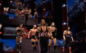 WWE 2K14 nWo DLC release date hype with Scott Steiner