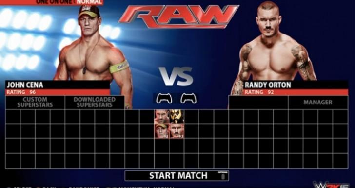 WWE 2K15 roster not full, 92 slots hope