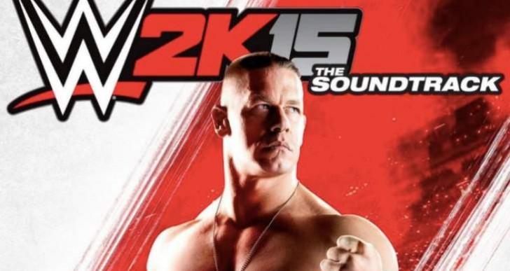 WWE 2K15 John Cena soundtrack Vs Pharrell's NBA 2K15