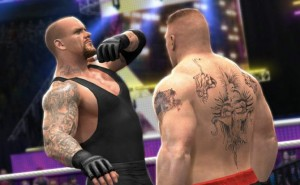 Double WWE 2K15 roster list on PS4, Xbox One