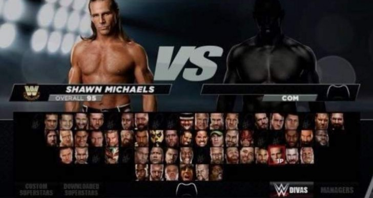 WWE 2K15 roster disappointment from fans