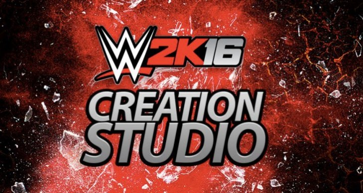 WWE 2K16 Creation Studio App release date delay