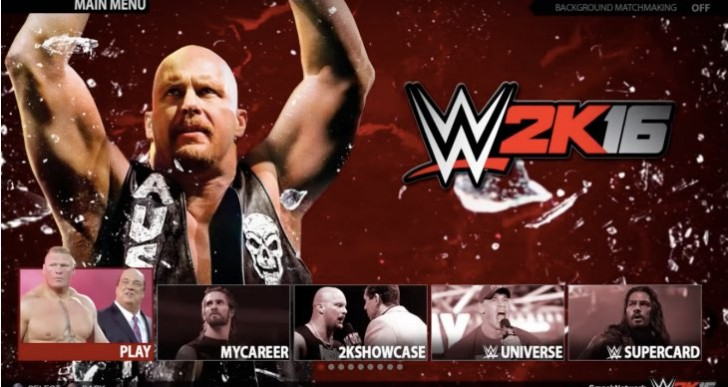 WWE 2K16 leaked roster list is fake