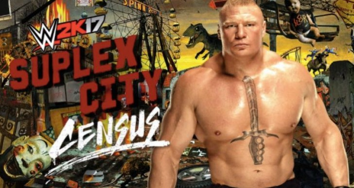 WWE 2K17 1.07 patch notes mystery on Xbox One, PS4