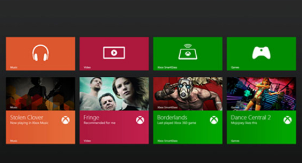 Xbox 720 more than just gaming with Windows 8