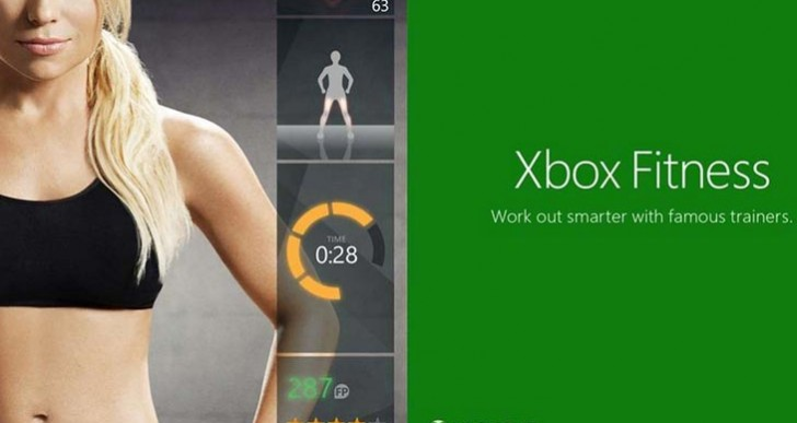 Xbox 360 Live status alert for Fitness app, game problems