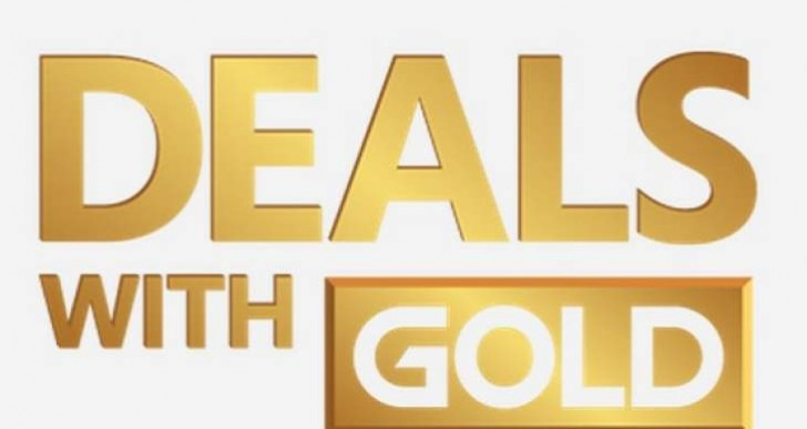 Xbox Deals with Gold Sale with BC surprise
