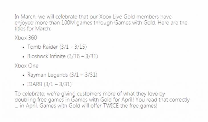 xbox-games-with-gold-march-rayman