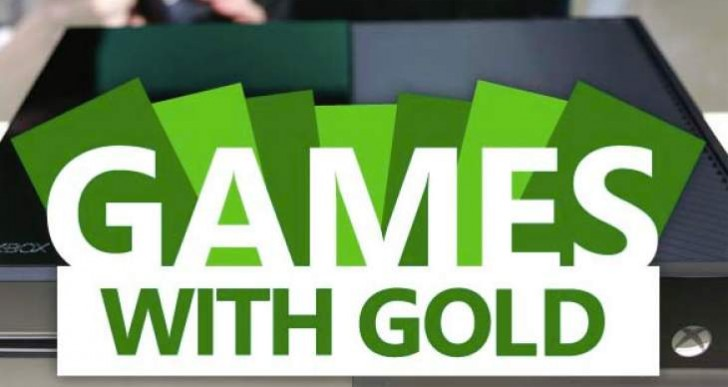 Xbox free Games with Gold November list on Oct 30th