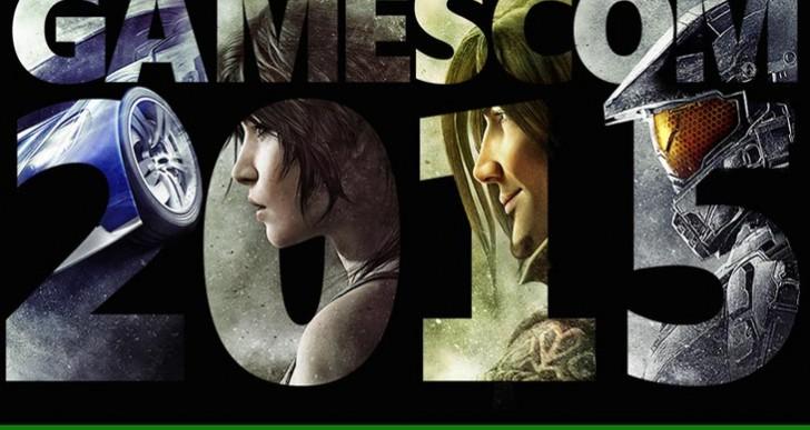 Microsoft Xbox Gamescom 2015 live stream starts