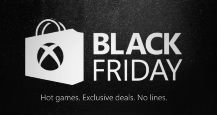 Top 5 Xbox Live UK Black Friday deals for great prices