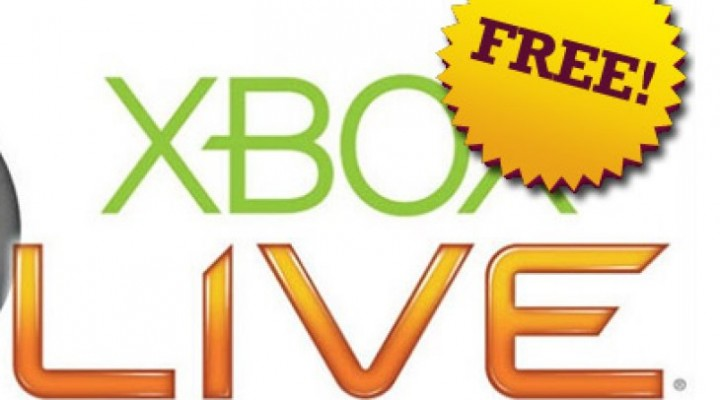 Xbox Live Gold free this weekend with Double XP