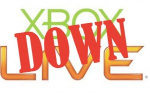 Xbox Live down suddenly after new DDOS threat
