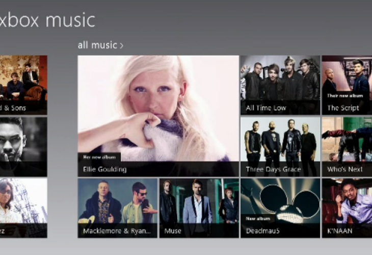 Xbox Music iOS, Android app for Xbox One buyers