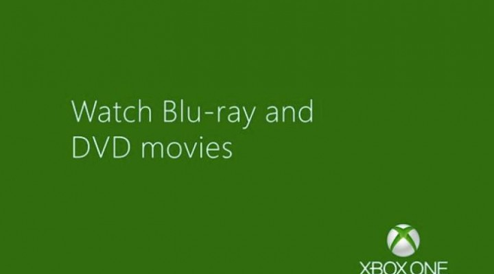 Xbox One Vs PS4 3D Blu-Ray support shock twist