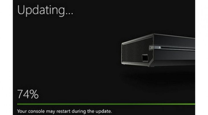 Xbox One April update live
