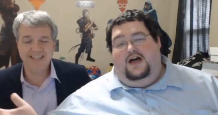 Xbox One has a new fan in Boogie2988 aka Francis