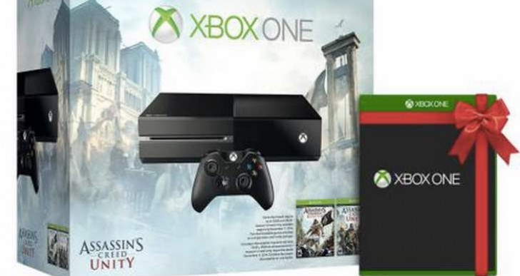 New Xbox One bundle offers free AAA game