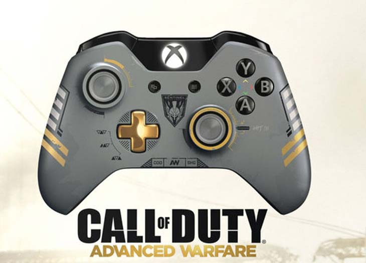 xbox-one-controller-COD-Advanced-Warfare