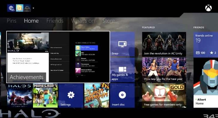 Xbox One February 2015 update features in full