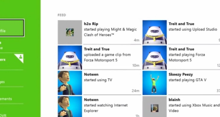 Xbox One Friends app featured on Microsoft video