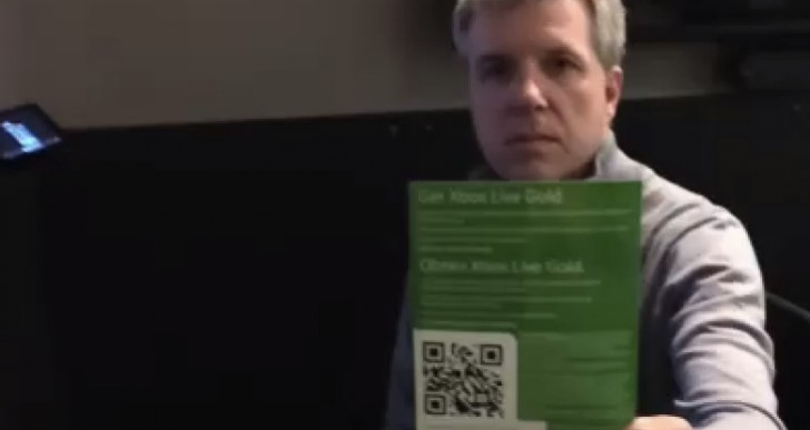 Xbox One features upgrade with Kinect QR scanner