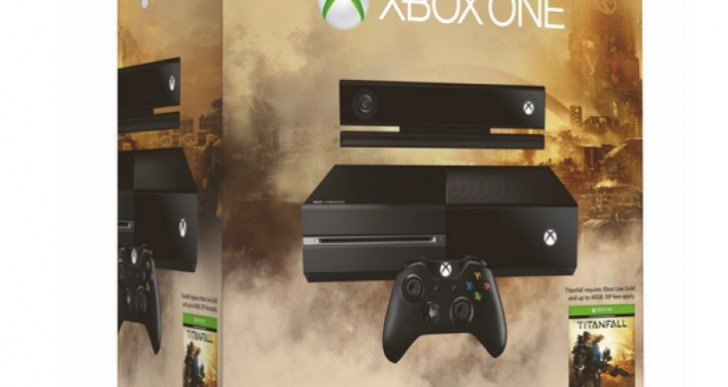Gamestop cut Xbox One Titanfall bundle price further
