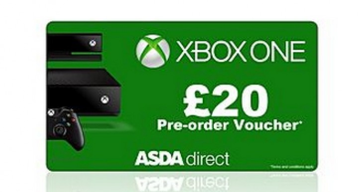 Xbox One, PS4 UK Christmas 2013 release say ASDA