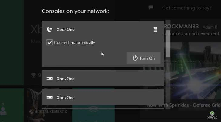 xbox-one-remote-power-on-smartphone
