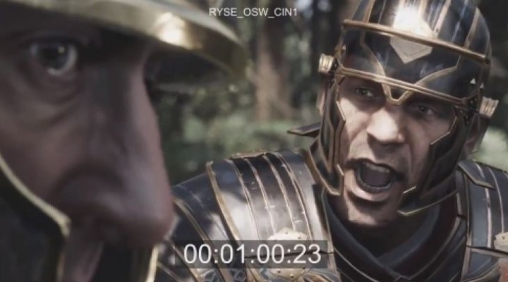 Xbox One preview with Ryse Son of Rome