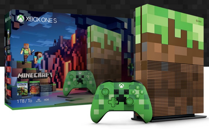 xbox-one-s-minecraft-limited-edition-bundle