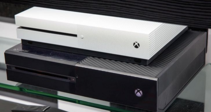 Xbox One S release date hype after price cut