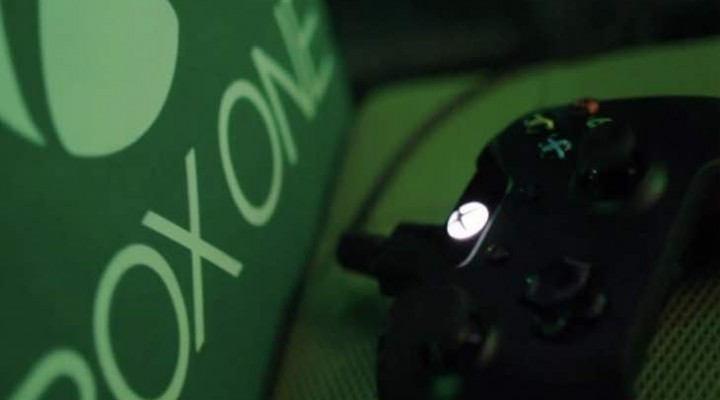 Xbox One April 2015 update live early for some