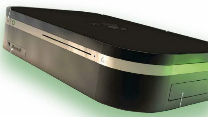 Foyer Console Xbox : Xbox one slim rumors ignite early product reviews net